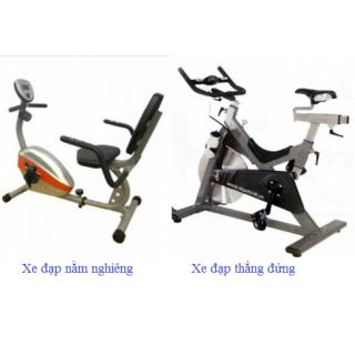 Tư vấn cách chọn mua xe đạp tập thể dục