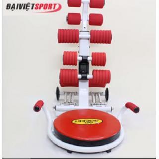 Hướng dẫn sử dụng với máy tập cơ bụng Ab Rocket Twister