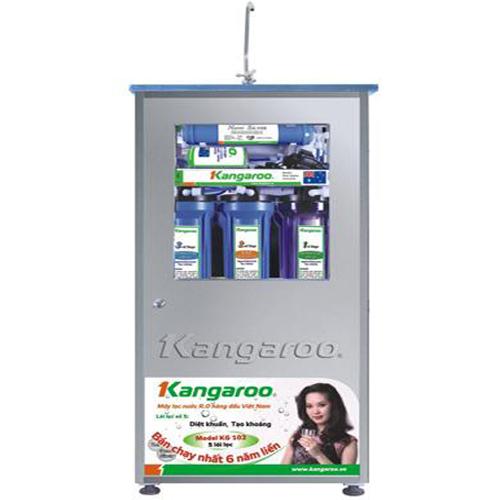 May loc nuoc Kangaroo Kg105 bao ve suc khoe cho gia dinh ban