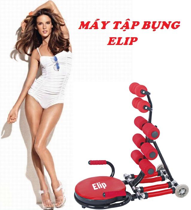 Máy tập cơ bụng Elip - ( 1)
