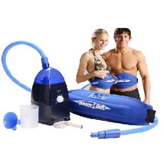 Đai xông hơi massage giảm mỡ Steam O Belt