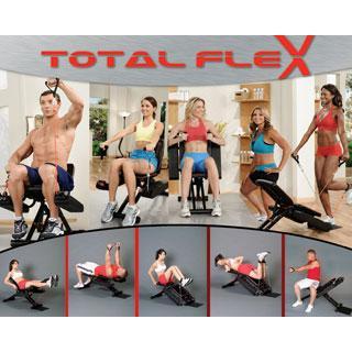 Máy tập tổng hợp Total Flex