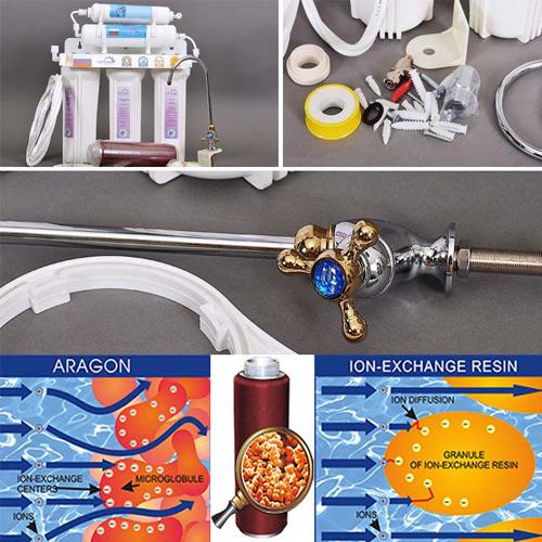 Lõi lọc Aragon lõi số 3 của máy geyser
